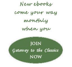 Grow Your Ebook Collection by Joining Gateway to the Classics Now