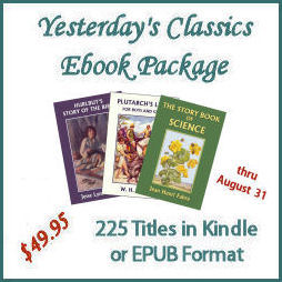 Buy Yesterday's Classics Ebook Package and Start Reading Today